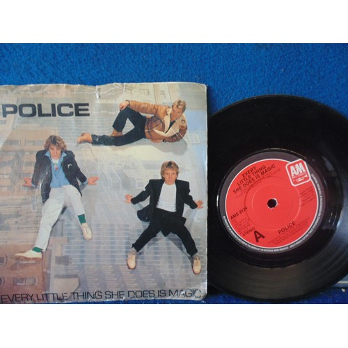 832 - The police every little thing she does is magic...