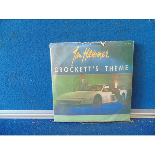 854 - Ian Hammer Crocketts theme...