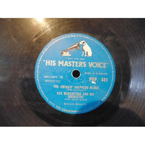 896 - His masters voice...