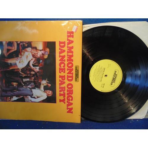 956 - Hammond organ dance party...