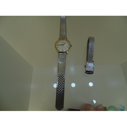 1051 - 2  rotary watches -...