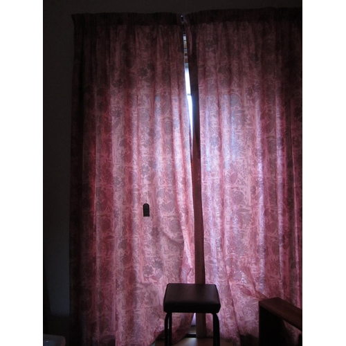 13 - Pair of curtains....