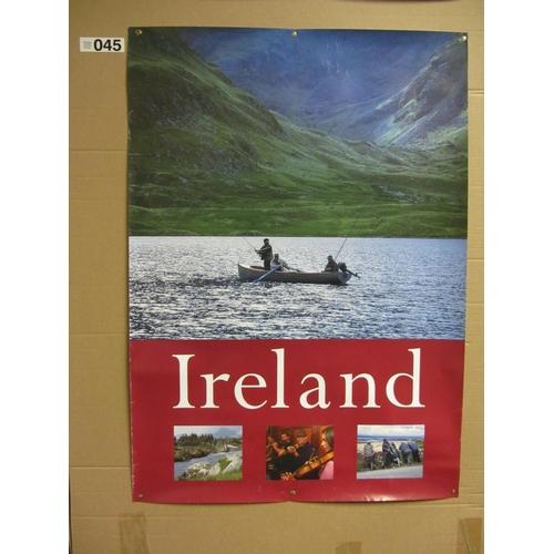 45 - Ireland Poster....