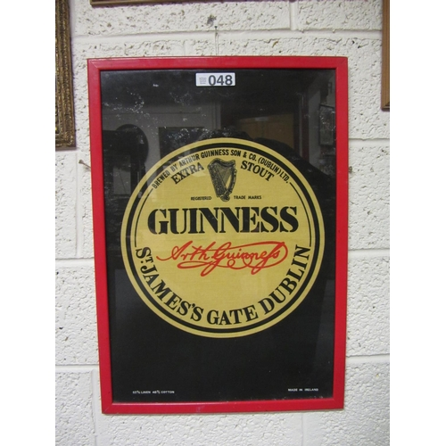 48 - Guinness advert....
