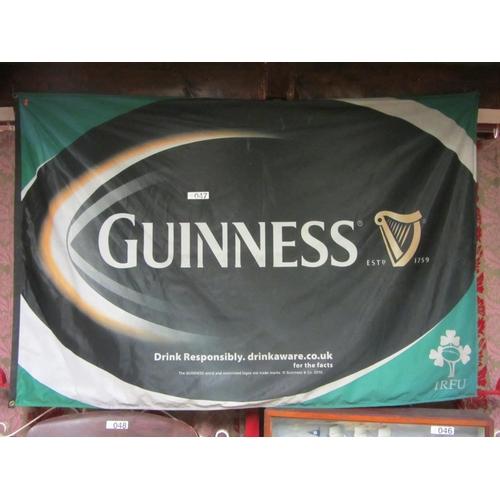 47 - Large Guinness wall hanger....