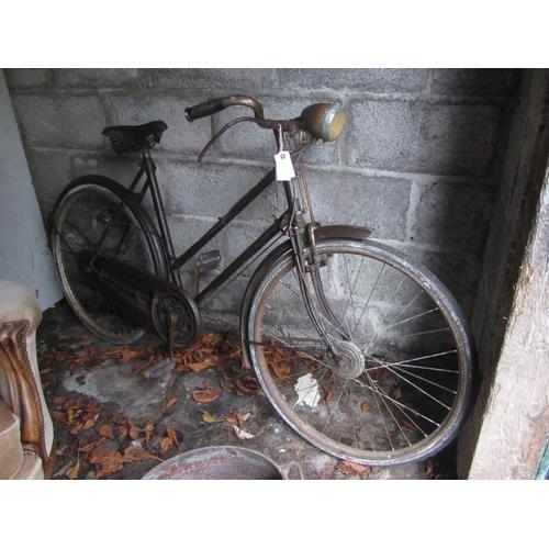 33 - Vintage Raleigh Ladies High Nelly bike....
