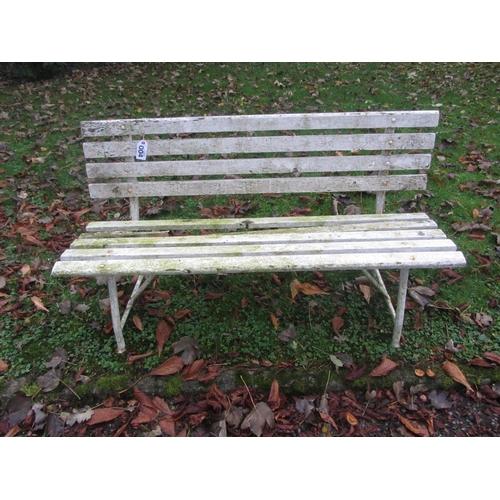4 - Garden Bench....