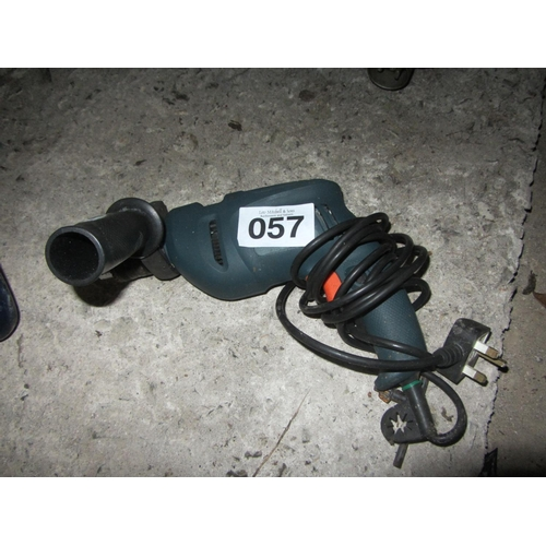 57 - Black and Decker drill working order....