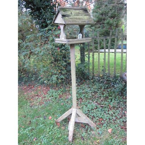 8 - Bird feeder....