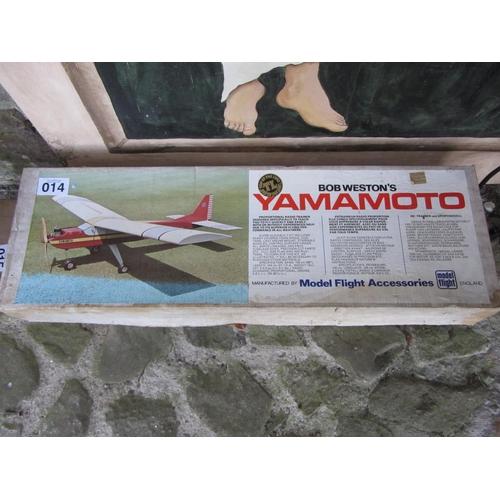 14 - Model aeroplane kit.
