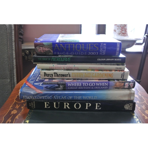 56 - An assortment of various reference books....