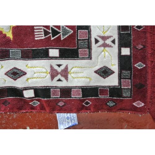 4 - A Tunisian Mat...