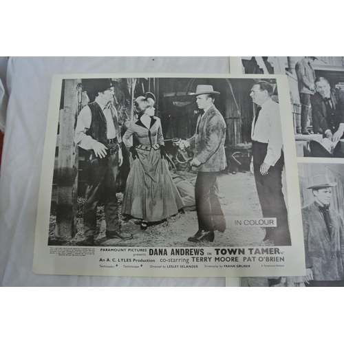 40 - Town Tamer film publicity shots...