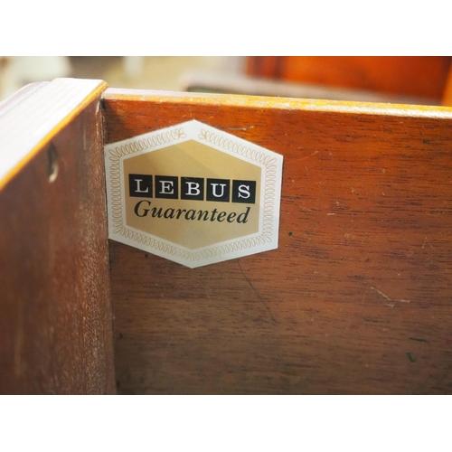 52 - A vintage Lebus sideboard....