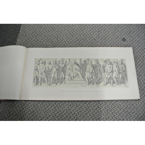 19 - A scarce copy of 'The Story of the Norman Conquest', by Daniel Maclise....