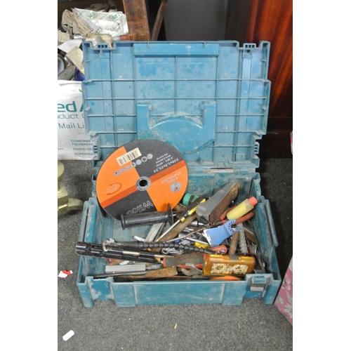 54 - An assortment of various tools....