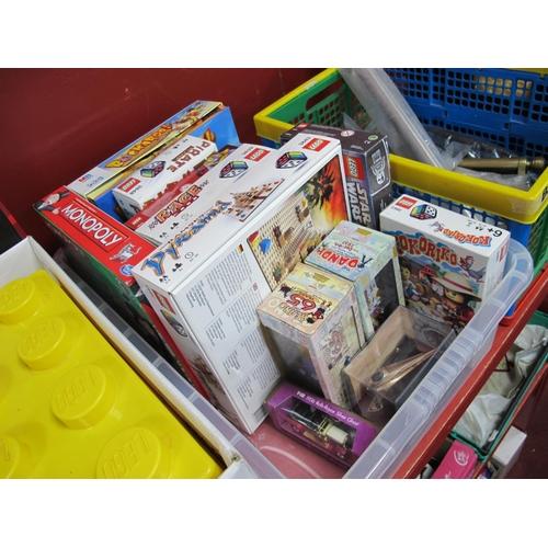 1004 - Lego Pirate Plank, Race 2000, Ramses Pyramid, Kokoriko, Super Heroes, Matchbox, Lledo, Lucasfilm and...