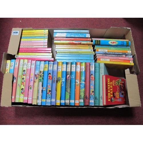 1034 - Enid Blyton, Dean & Son (22), Collins, Purnell, plus paperbacks:- One Box...
