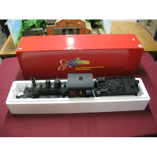 305 - A Spectrum 'Bachmann' 1:20 Three Scale  2-8-0 Narrow Gauge Outline American Locomotive, Consolidatio...