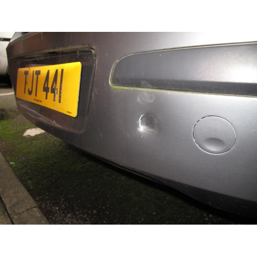 1000 - [TJT 441] Dateless Private, Cherished Number Plate, comes on a 2004 Vauxhall Astra 1.8 Life, 5-door ...