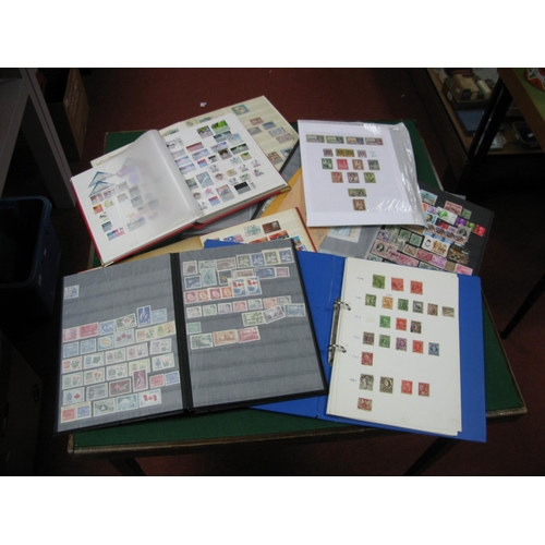 129 - Seven Stockbooks of Commonwealth Stamps from Queen Victoria to Modern, mainly used many fine, includ...