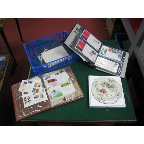 138 - A Collection of G.B First Day Covers from 1967 - 1974, plus a few foreign covers from Australia, New...