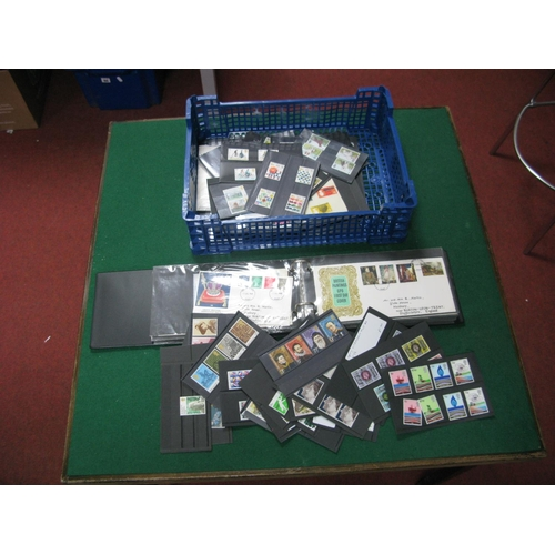 200 - A Collection of G.B Presentation Packs, with a decimal face value of £39 plus a small collection of ...