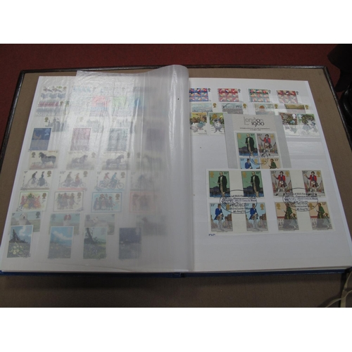 269 - A G.B Mint and Used Collection From Queen Victoria to Queen Elizabeth II,includes Queen Victoria to ...