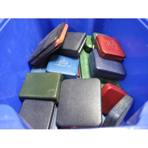 289 - A Collection of Empty Coin Boxes....
