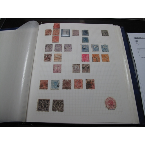 147 - A Comprehensive Mint and Used Collection of Australia and States Stamps from 1854 to Modern, include...
