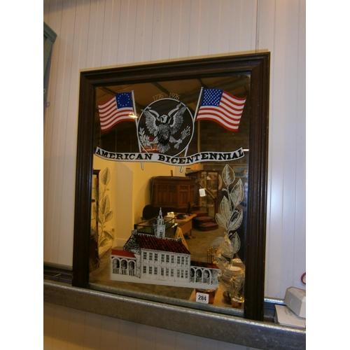 America Bicentennial Mirror