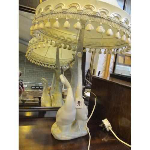 Nao Swan Table Lamp