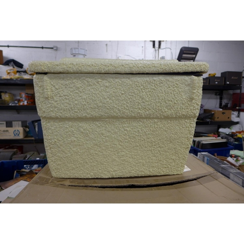2060 - Jet Seal Eco-System water storage tank - possibly 5 gallon - boxed and unused...