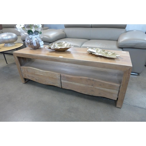 1343 - A Live Edge TV unit...