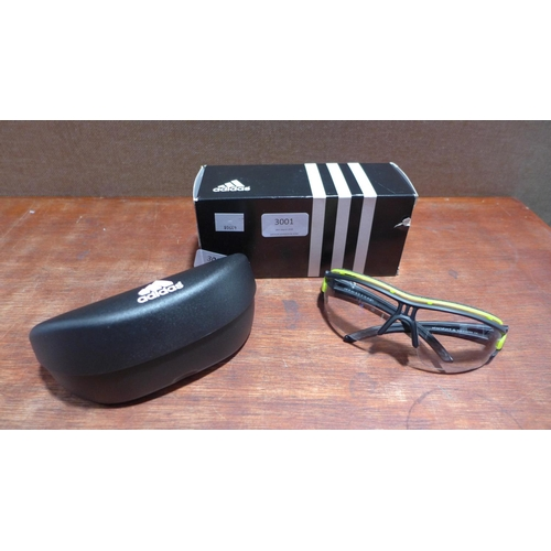 3001 - A Pair of Adidas Evil Eye Hr Pro Vo Glasses -205392(185-72)  *This lot is subject to vat...