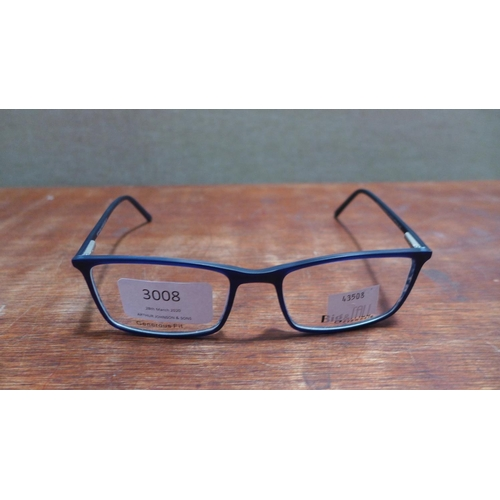 3008 - A pair of Big & Tall Glasses 257831(185-79)  *This lot is subject to vat...