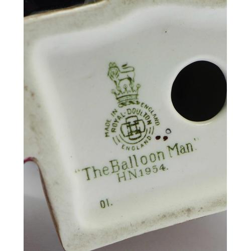 619 - A Royal Doulton figure, The Balloon Man, HN1954...