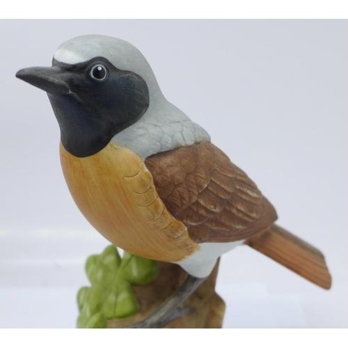 624 - Four Goebel bird figures