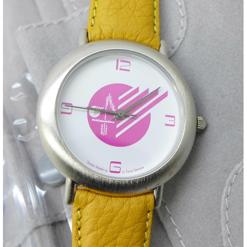 629 - Ten In-Time fashion wristwatches (old stock)