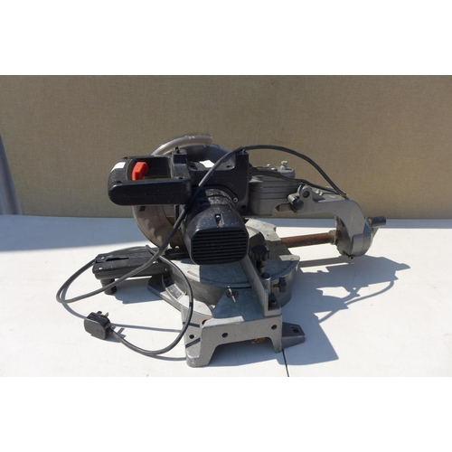 2024 - Chop saw - needs attention sold a/f...