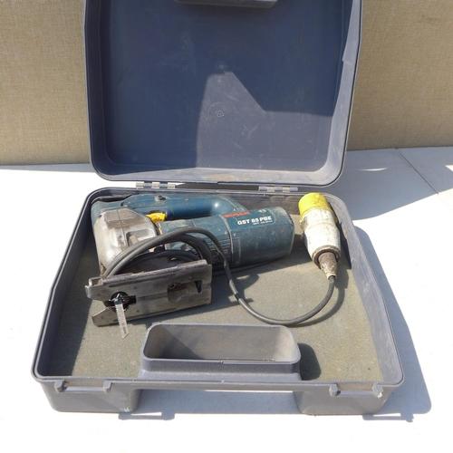2031 - 110v Bosch jigsaw in case - W...