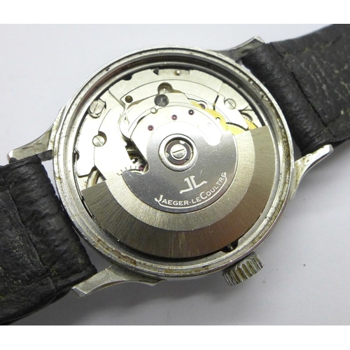 1044 - A Rotary automatic wristwatch with 21 jewels movement and one other wristwatch...