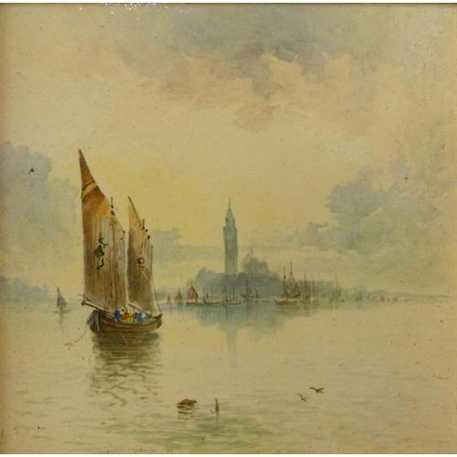 2 - W. Yale, 19th Century Copeland artist, born 1843 - Tile/Slab decorator, pair of late 19th Century Ve...