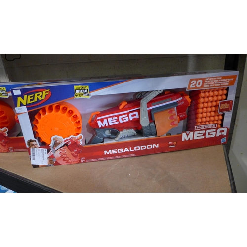 3009 - A Nerf Megalodon Mega Pack    (193-43)  * This lot is subject to VAT...