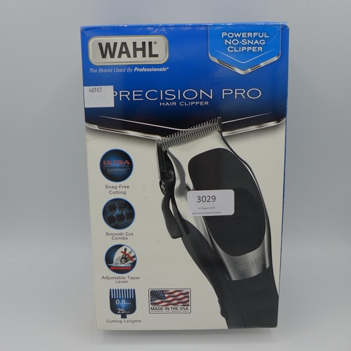 3029 - A Wahl Hairclipper Kit        (194-295) * This lot is subject to VAT...