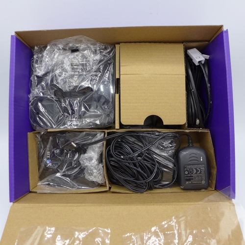 3035 - A Bt Trio Premium Phone Set  (193-29)  * This lot is subject to VAT...