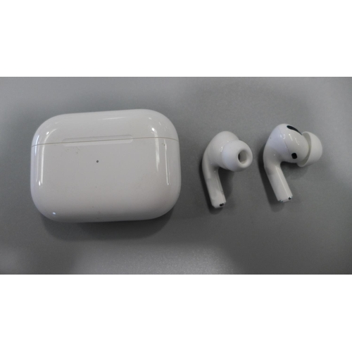 3050 - A Pair Of Apple Airpods Pro With Wireless Case, RRP £189.99 + VAT           (194-180) * This lot is ...