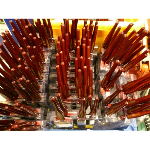 2024 - 24 Marksman 5 piece paint brush sets - packaged & unused - * this lot is subject to VAT