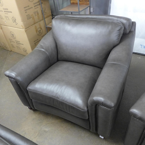 1635 - An Edinburgh armchair * this lot is subject to VAT...