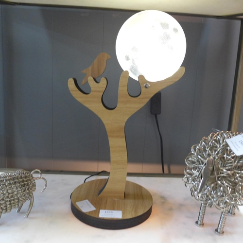 1465 - A moonlight table lamp (MLU50117)   #...